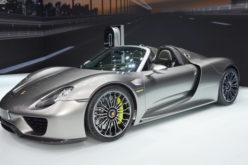 Frankfurt 2013: Porsche 918 Spyder – Konačno!