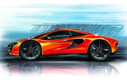 McLaren P13 stiže na sajam u Ženevi 2015. godine