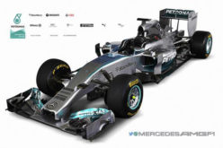 Mercedes predstavio novi bolid W05