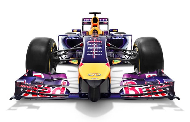 Red Bull RB 10 bolid