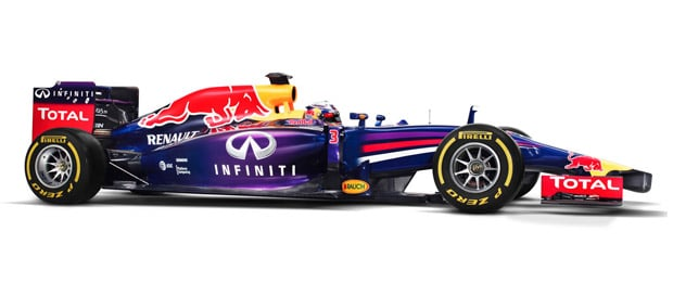 Red Bull RB 10 bolid_