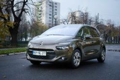 Test: Citroën C4 Picasso 1.6 HDi – Umjetnost u pokretu