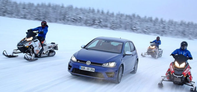 Volkswagen Golf R 2014 – Detalji i nove fotografije