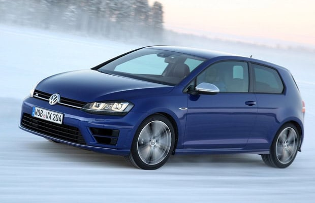 Volkswagen Golf R 2014 - 02
