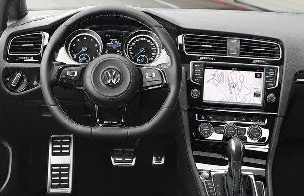 Volkswagen Golf R 2014 - 04