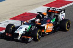 Nico Hulkenberg najbrži na prvom danu testiranja u Bahrainu