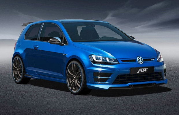 ABT Golf VII R sa 370 KS