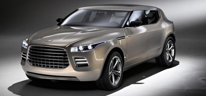 Aston Martin Lagonda SUV na Mercedes GL platformi?
