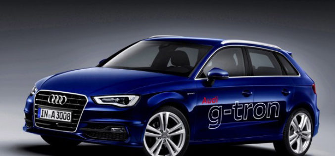 U Evropi počela prodaja Audi A3 g-tron modela