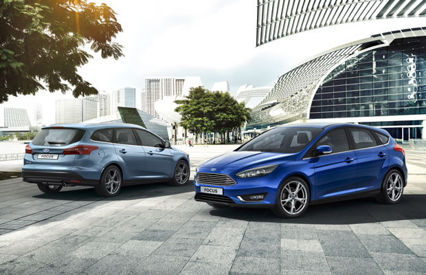 Ford Focus Karavan 2014 - 01