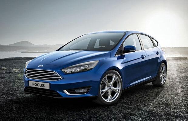Ford Focus Karavan 2014 - 02