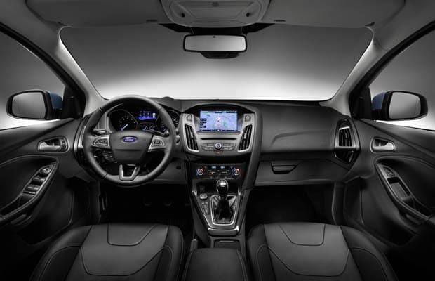 Ford Focus Karavan 2014 - 03