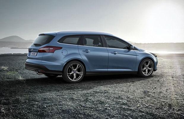 Ford Focus Karavan 2014 - 04