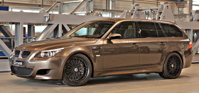G-Power M5 Hurricane RR Touring
