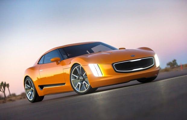 Kia at Geneva Motor Show (GT4 Stinger Concept) (Medium)