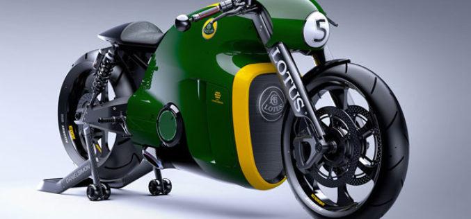 Lotus C-01 sa 200 KS!