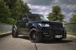 Lumma Design Range Rover CLR R