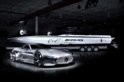 Predstavljen Cigarette Racing čamac inspirisan Vision Gran Turismo modelom