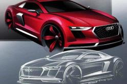 Audi razvija novi električni super automobil