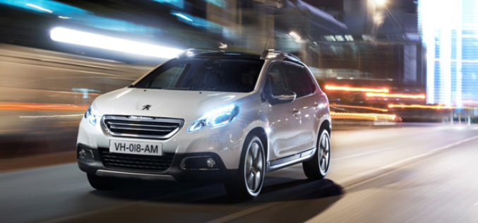 Proizveden 100.000-ti primjerak Peugeota 2008
