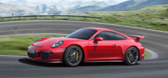 Porsche 911 GT3 RS model bit će opremljen sa turbo punjačem?