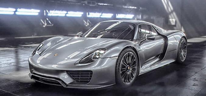 Porsche predstavio Weissach paket za 918 Spyder model
