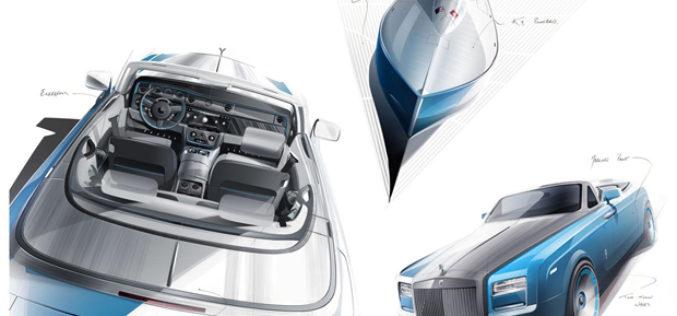 Rolls-Royce Phantom Drophead Coupe Bespoke Waterspeed