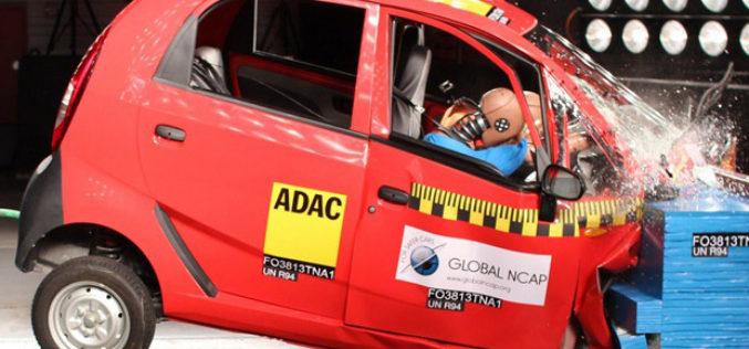 Mrtvački sanduk na točkovima – Nula bodova na crash testu!