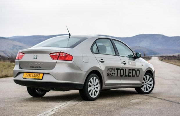 Test Seat Toledo 1.6 TDI - 2014 - male - 02