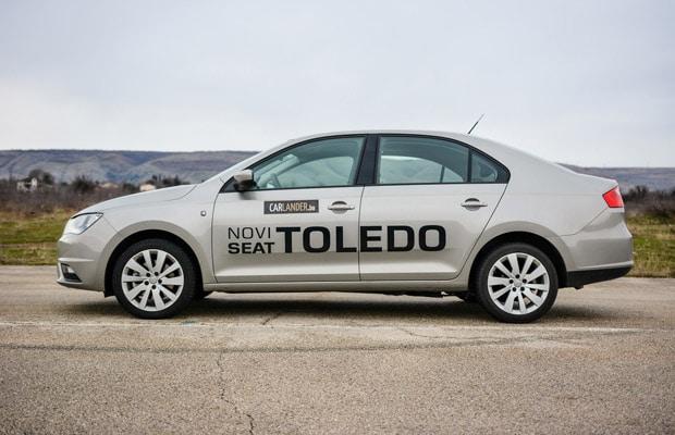 Test Seat Toledo 1.6 TDI - 2014 - male - 05