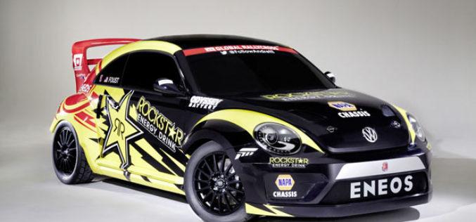 Svjetska premijera Rallycross-Beetle