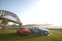Trkaći Volvo S60 V8 debitirao u Sidneju