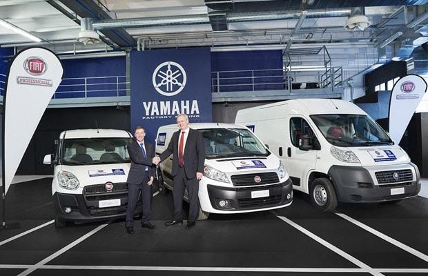 Yamaha Racing i Fiat 02