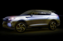 SsangYong XLV koncept bit će predstavljen u Ženevi