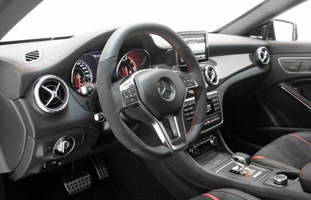 Brabus Mercedes-Benz CLA 45 AMG 03