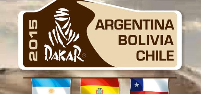 Određene etape za Dakar 2015.