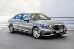 Novi Mercedes-Benz S klase koristiti će više aluminijuma i ojačane plastike