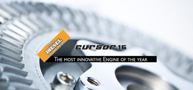 Dizel motor godine – 2014.