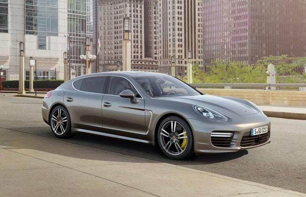 Porsche Panamera 2014