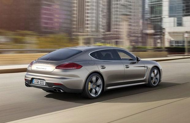 Porsche Panamera 2014_