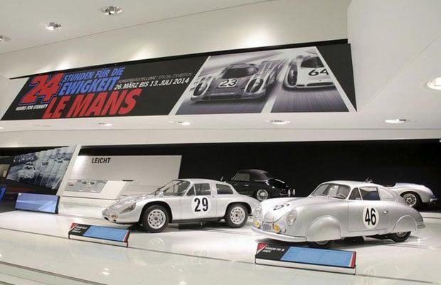 Porsche muzej