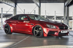 Tuning paket Prior Design za BMW Serije 6