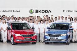 Škoda proizvela 11 miliona vozila