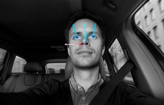 Volvo tehnologija nadgledanja vozaca 2