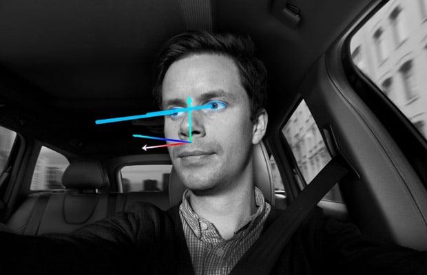 Volvo tehnologija nadgledanja vozaca 3