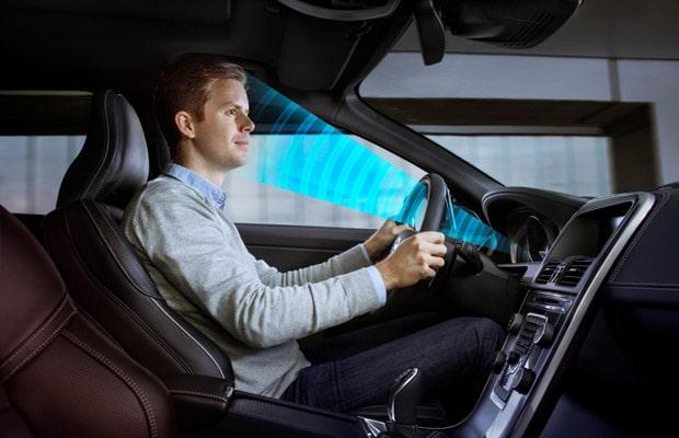 Volvo tehnologija nadgledanja vozaca