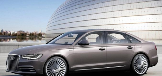 Audi A6L e-tron ide u proizvodnju