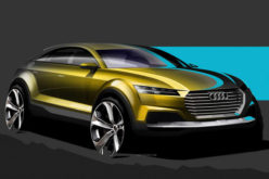 Audi predstavio skice novog crossover modela – Novi Audi Q4?