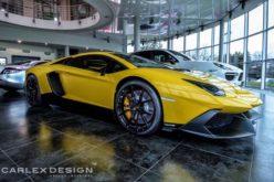 Carlex Design Lamborghini Aventador Anniversario