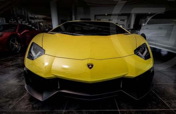 Carlex Design Lamborghini Aventador Anniversario 02
